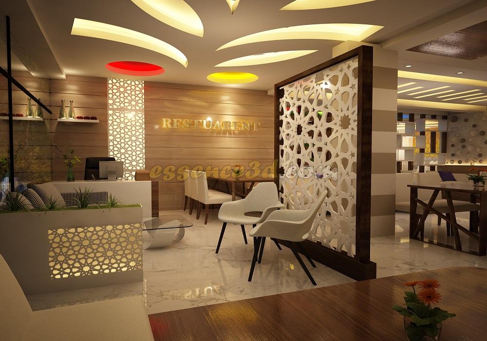 Commercial Interiors Designs
